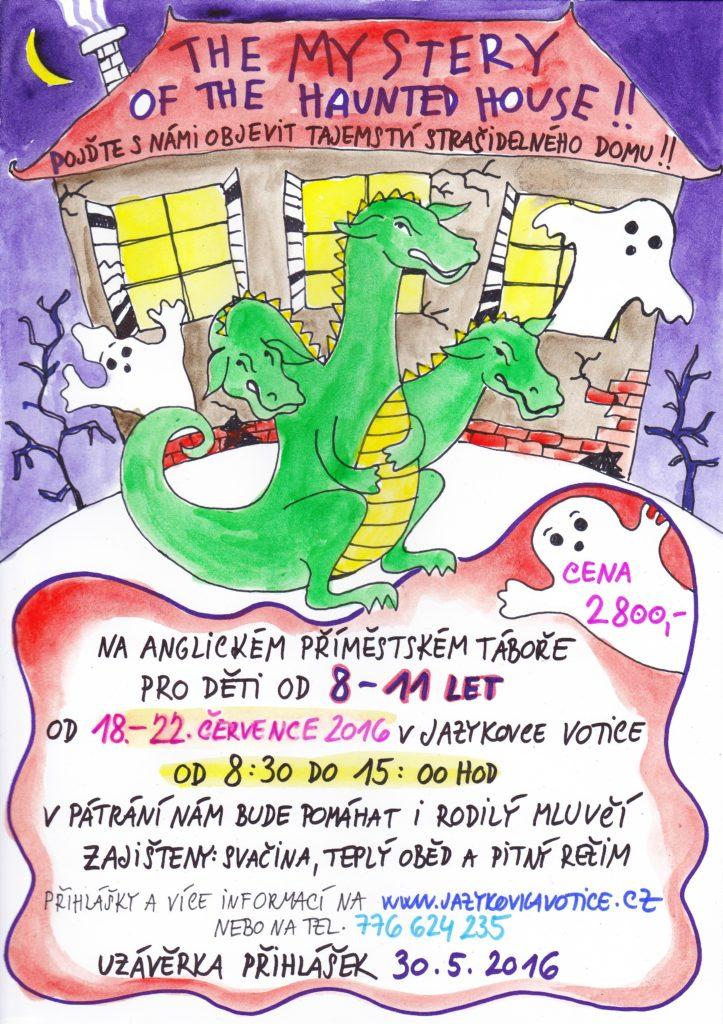 Haunted house (plakát)