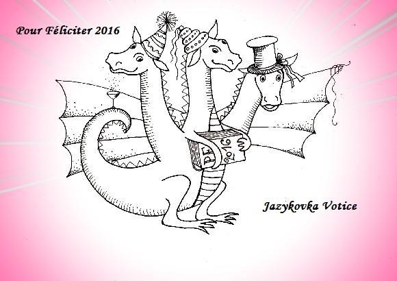 Pour Féliciter 2016