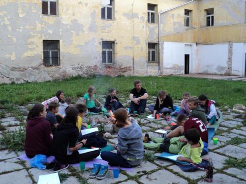1. letní intenzivní kurz angličtiny pro děti